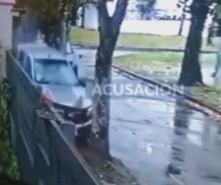 foto: Rosario: así fue como un joven atropelló y mató a dos motochorros