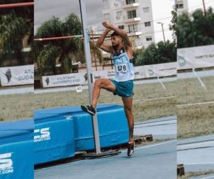 foto: Atletismo: Carlos Layoy ratificó su hegemonía en el Nacional