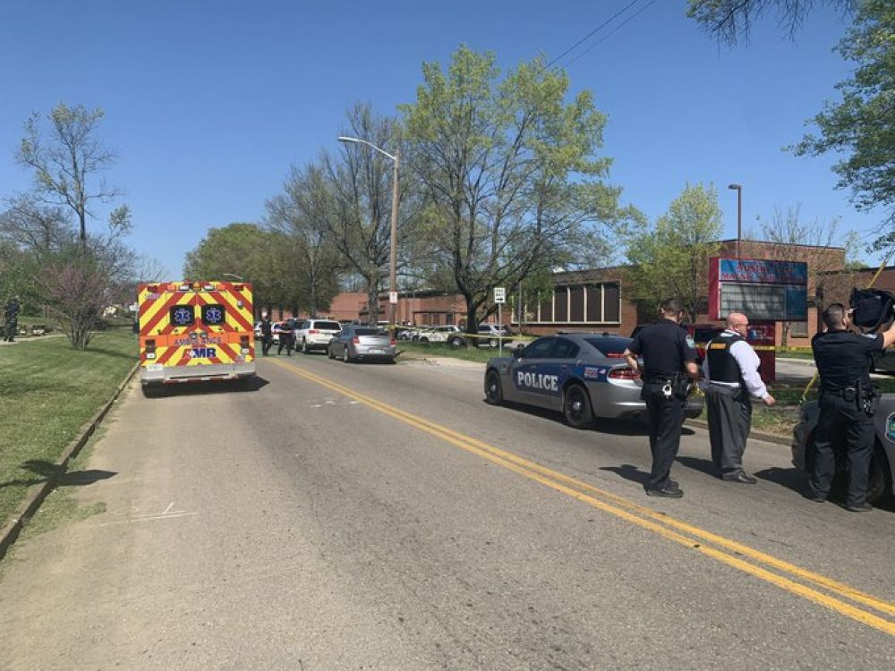 Varios heridos tras tiroteo en una escuela de Estados Unidos