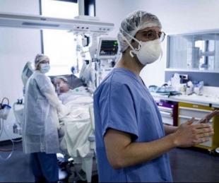 foto: Covid en Argentina: informaron 19.437 nuevos casos y 179 muertes