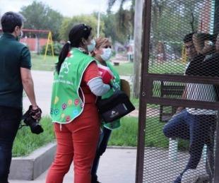 foto: Corrientes: campaña de vacunación Covid19 inició en varios barrios