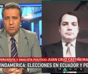 Elecciones en Sudamérica: