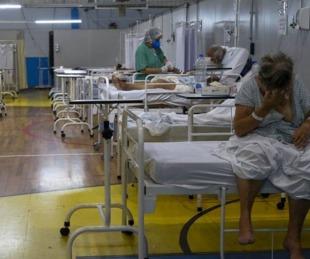 Brasil tiene más jóvenes que mayores en cuidados intensivos
