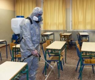 Suspenden clases en un Colegio céntrico por un caso de Covid 19