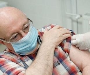 foto: Covid: Habilitan nuevos turnos de vacunación para mayores de 60