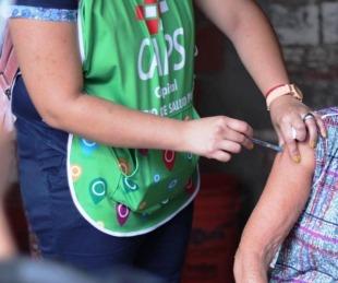 foto: Vacunación casa por casa: cómo evitar ser víctima de un engaño