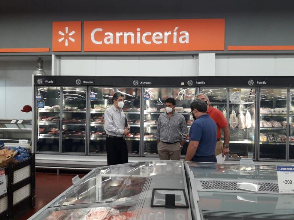 Detectaron faltantes de cortes de carne bonificados en supermercados
