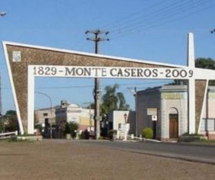 foto: Covid19: Monte Caseros afectada por
