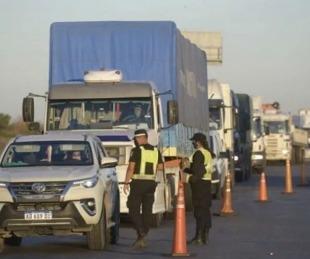 foto: Covid19: exigirían PCR negativo a transportistas que ingresen al país
