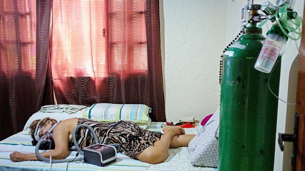 Brasil: se agotan los sedantes para intubar pacientes de coronavirus
