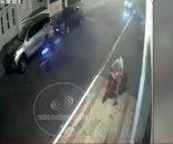 foto: Robó una moto en pleno centro y quedó registrado por las cámaras