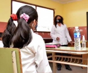 foto: Suspenderán las clases presenciales en los tres niveles educativos