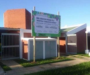 foto: La Provincia inaugurará el hospital Carlos Pellegrini