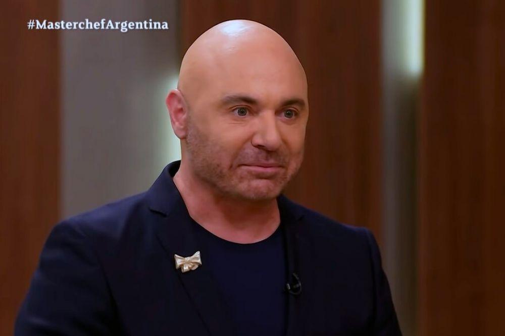 Germán Martitegui fulminó a un usuario que criticó el precio de sus platos