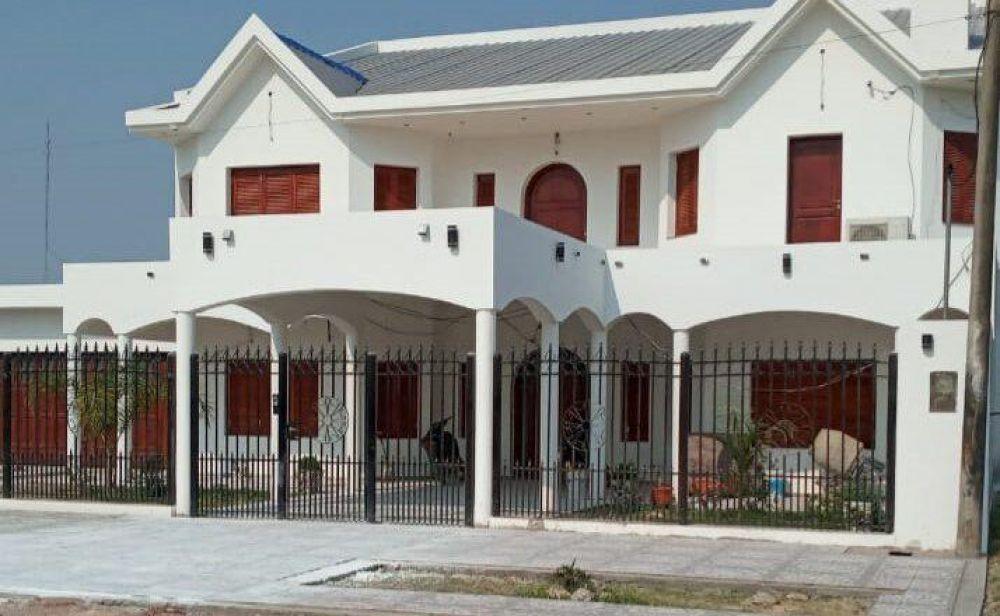 Allanaron la vivienda de Liliana Pascua, intendente de Enrique Urien