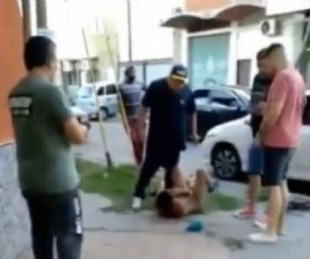 foto: Dijo que tuvo una pelea, pero le dieron una golpiza por violardor