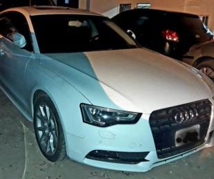 foto: Secuestraron auto de alta gama vinculado a una causa de estafa