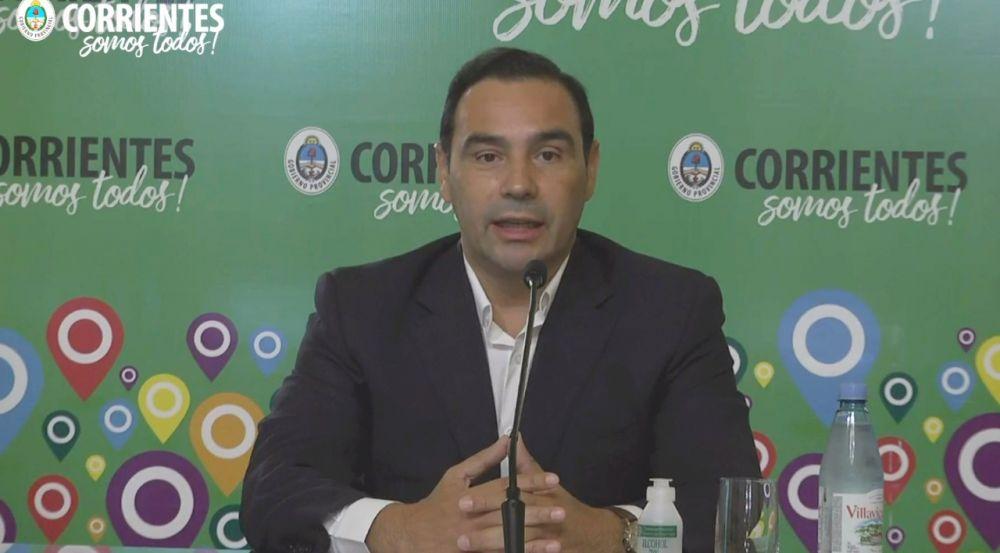 Valdés confirmó Fase 3 para 5 localidades y reuniones de hasta 10 personas