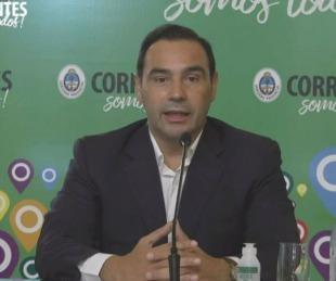 foto: Valdés confirmó Fase 3 para 5 localidades, suspensión de ferias y reuniones de hasta 10 personas
