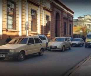 foto: Tras caso de coronavirus, el Colegio San José retomó sus actividades