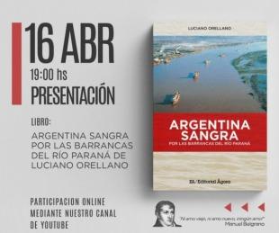 foto: Presentarán el libro: