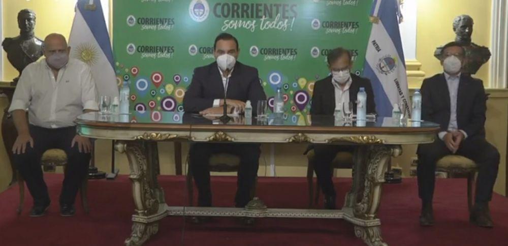 Vemos que abril será el peor mes de la pandemia, dijo Valdés