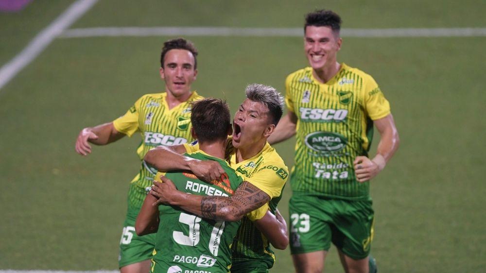 Histórico: Defensa y Justicia logró la Recopa Sudamericana