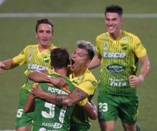 foto: Histórico: Defensa y Justicia logró la Recopa Sudamericana