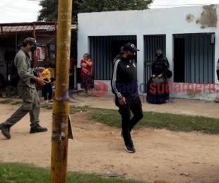 foto: Detienen a ladrón vinculado al robo del corralón y de un supermercado