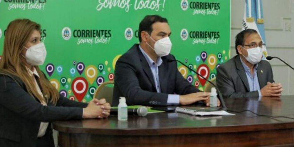 Covid19: Valdés reunió al Comité de Crisis para analizar medidas