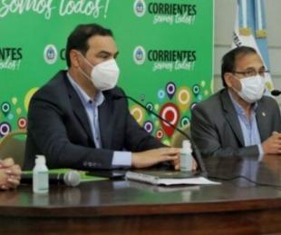 foto: Covid19: Valdés convocó al Comité de Crisis para analizar medidas