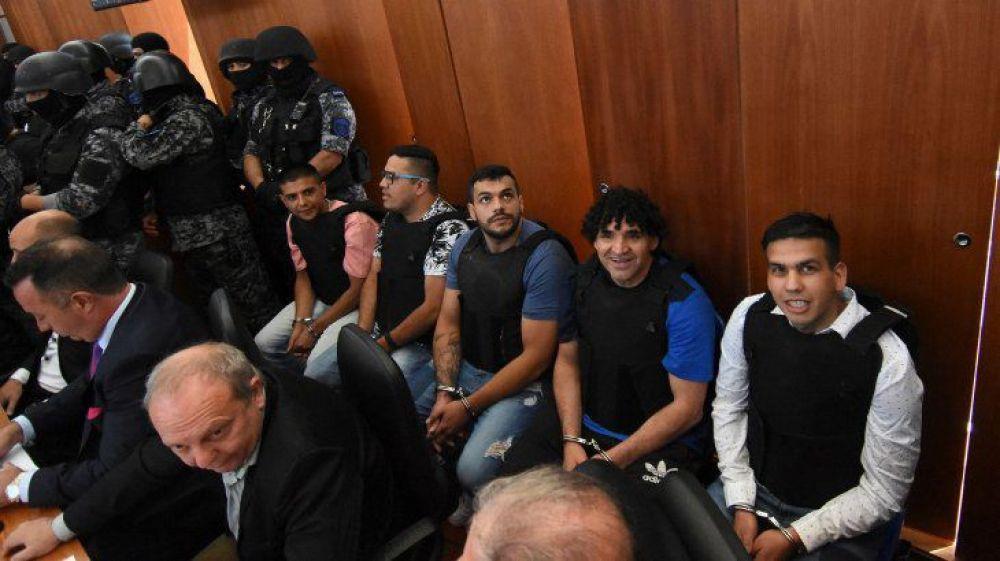 Casación confirmó condenas a los líderes de Los Monos