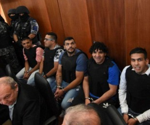 foto: Casación confirmó condenas a los líderes de Los Monos