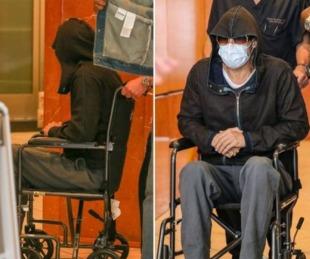 foto: Brad Pitt delgado y en silla de ruedas ¿qué le pasó?