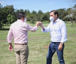 foto: El gobernador Gustavo Valdés visitará Colonia Carlos Pellegrini