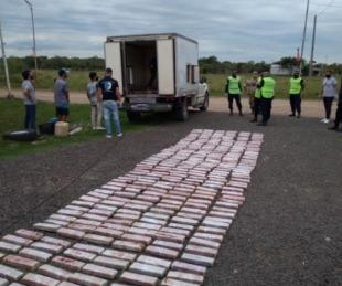 foto: Dos correntinos fueron detenidos en Entre Ríos por narcotráfico