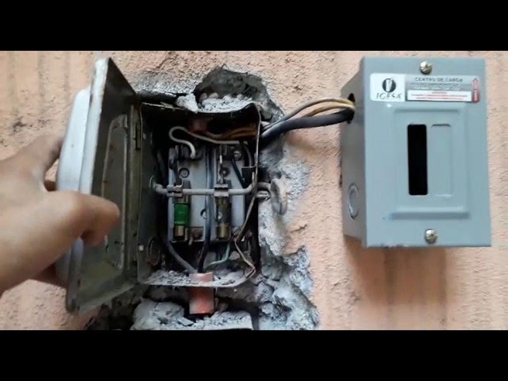 Hacía trabajos de electricidad y murió tras recibir una descarga