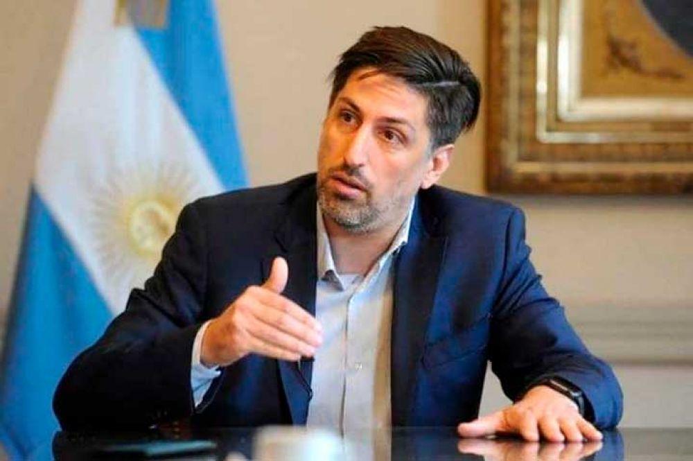Alberto Fernández habló sobre el futuro de Nicolás Trotta