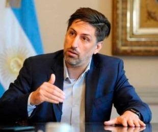 foto: Alberto Fernández habló sobre el futuro de Nicolás Trotta