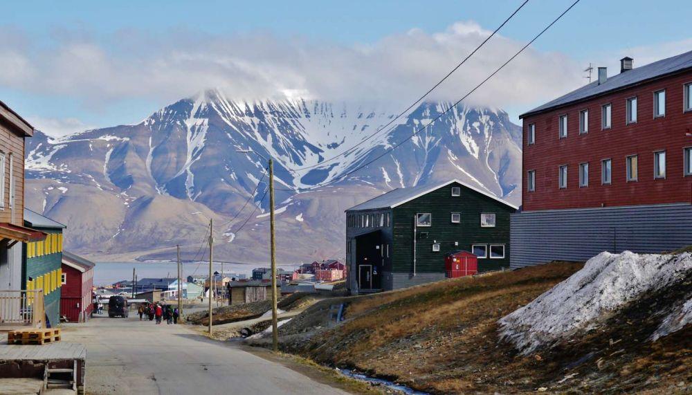 Longyearbyen, el pueblo noruego donde está prohibido morirse