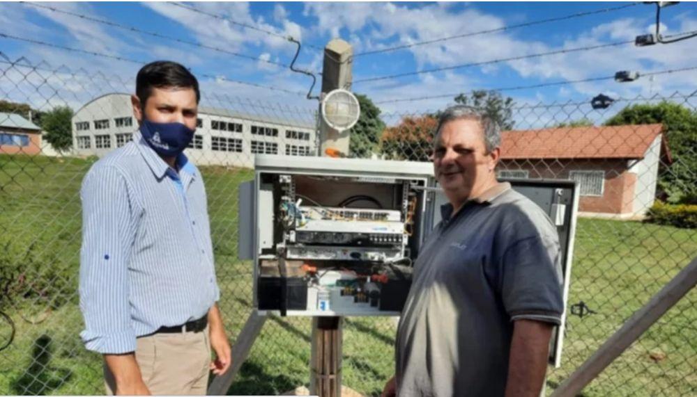 Juan Pujol: Una cooperativa brindará Internet a la zona rural