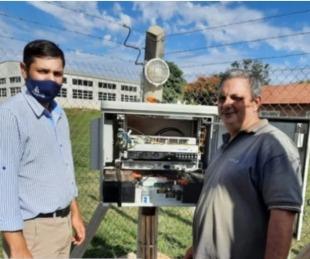 foto: Juan Pujol: Una cooperativa brindará Internet a la zona rural