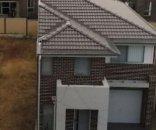 foto: Compró la casa de sus sueños y se encontró con media propiedad