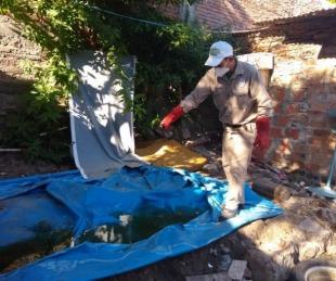 foto: Dengue: Salud amplía los operativos en Capital, Santa Ana e Ituzaingó