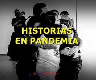 foto: Familia correntina se reencontró con su hijo que estaba en Paraguay