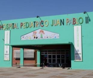 foto: Pediátrico: tres chicos de 3,8 y 15 años están internados por COVID