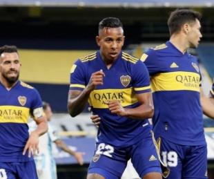 foto: Boca Juniors mejoró su imagen y derrotó a Atlético Tucumán