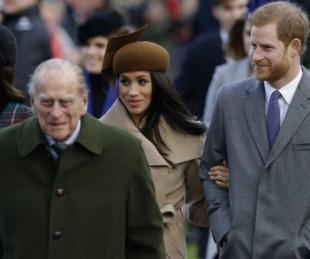 foto: ¿Meghan Markle fue al funeral del Príncipe Felipe?: los 30 invitados