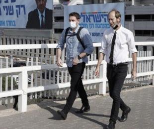 foto: Israel: ponen fin al uso obligatorio de barbijos en lugares abiertos