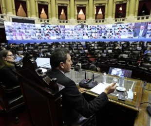 foto: Diputados trata proyectos de Ganancias a Empresas y Consenso Fiscal